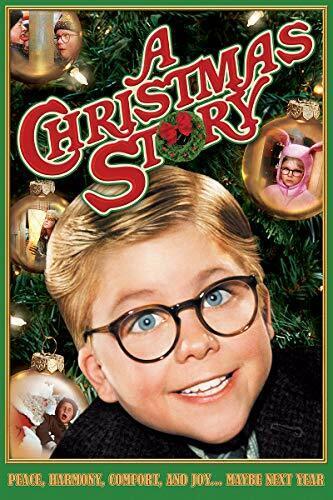 A Christmas Story Ralphie Movie Poster 24x36