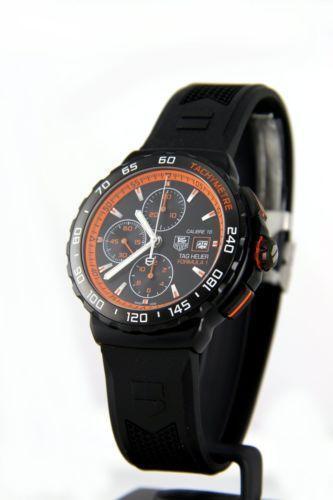Tag Heuer Formula 1 Orange Ebay