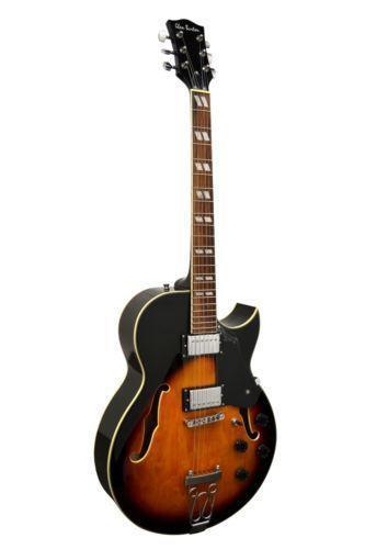 Hollow Body Guitar Ebay