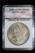 Morgan Silver Dollar Gem BU