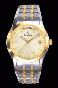 Bulova mens classic watch