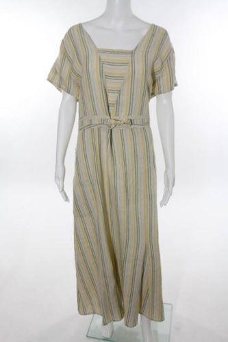 Flax White Linen Women S Clothing Ebay