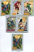 1991 DC Comics Cards