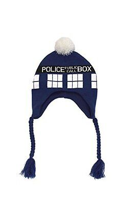 DOCTOR WHO - Tardis Laplander Hat (Elope) #NEW
