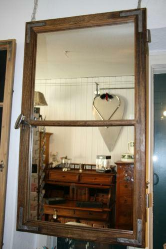 Spiegelfenster spiegel ebay - Spiegel sprossenfenster ...