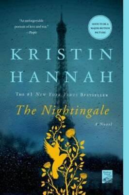 The Nightingale: A Novel - Paperback By Hannah, Kristin - GOOD