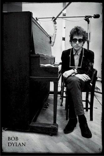 Bob Dylan Poster Ebay