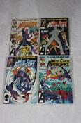 West Coast Avengers Lot