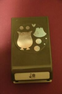 Stampin up Owl Builder Paper Punch for Scrapbooking