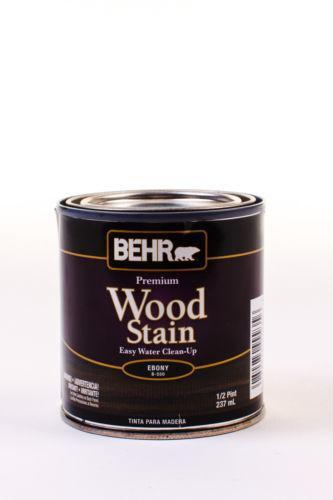 Wood Stain Paints Amp Varnishes Ebay