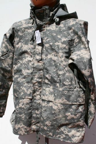 Green Parka Jacket