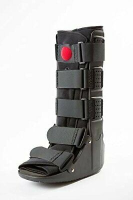 High Top Air Walking Boot - Medical Grade Support Brace For Fracture,... - $45.99