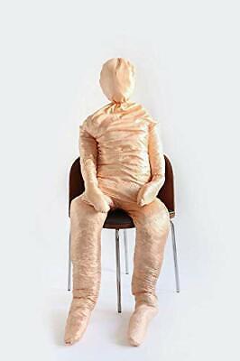 Dummy Puppe Deko-Figur Lebensgroße Textil Befüllbar 1,85 Meter Polyester Figuren