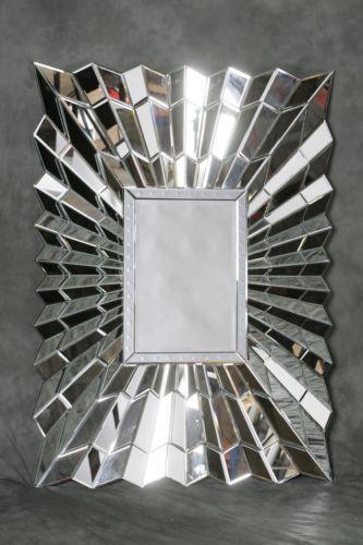Large Sunburst Mirror Ebay