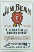 Jim Beam Sign