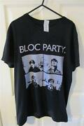 Bloc Party T Shirt