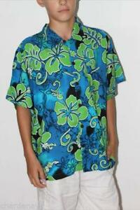 cb05f27a2 Boys Hawaiian Shirt | eBay