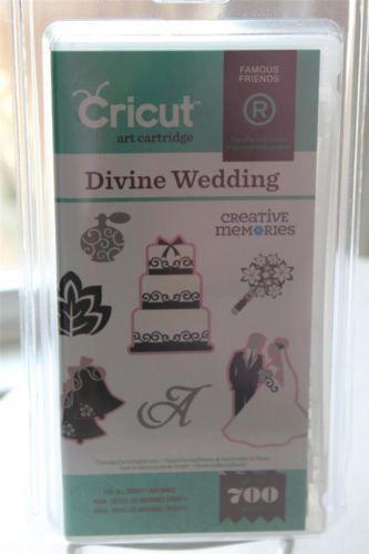 Cricut Cartridge Wedding Die Cutting Machines Amp Dies Ebay
