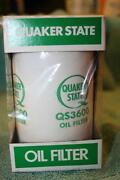 Quaker State Oil Filter