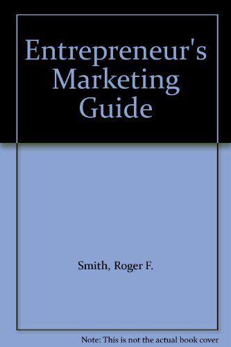 Entrepreneurs Marketing Guide