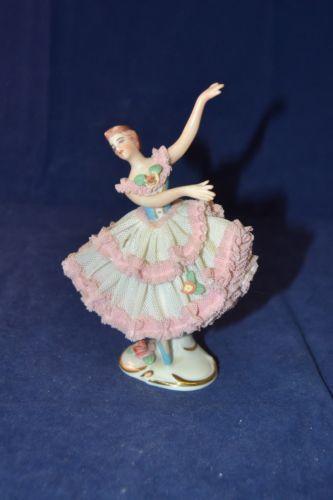 Porcelain Ballerina Figurine Ebay