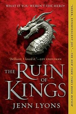The Ruin of Kings by Jenn Lyons #21918