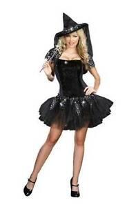 SEXY WITCH Gothic Costume Size Medium 8-10 BNWT Madora Bay Mandurah Area Preview