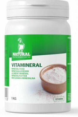 Natural Vitamineral Pigeons Poultry Birds Vitamins and Minerals 1 KG  SPON