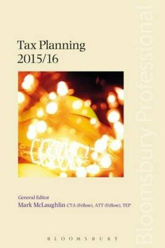 Tax Planning 2015/16 by Mark McLaughlin 9781780437811 (Paperback, 2015)