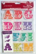 Clear Alphabet Stamps