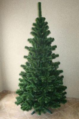 7ft Künstlicher Weihnachtsbaum Kiefer 220cm Christbaum Kunstbaum Kunststoff  ()