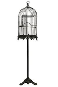 Renaissance 2000 Bird Cage with Stand, 16 by 16 by 59.8-Inchs