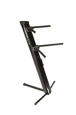 ULTIMATE SUPPORT AX48PRO APEX SERIES AX-48 PRO DUAL TIER COLUMN KEYBOARD STAND for sale  Shipping to India