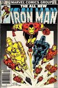 Marvel Comics Iron Man