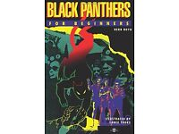 Black Panthers For Beginners Paperback by Herb Boyd