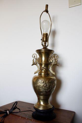 Vintage Figural Lamp Ebay