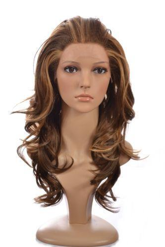 Blonde Human Hair Lace Front Wigs Ebay