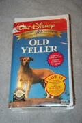 Old Yeller VHS