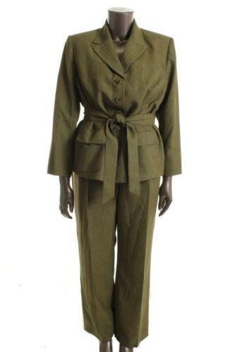 Plus Size Pant Suit Ebay