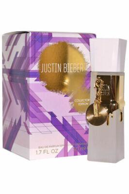 *Brand New* Justin Bieber Eau De Parfum Spray Collector's Edition Ladies 50ml