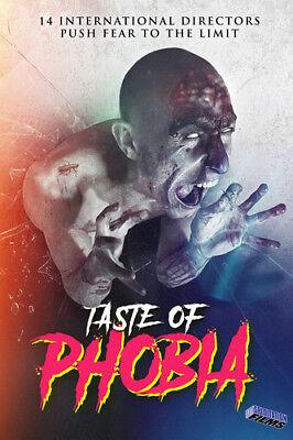 A Taste Of Phobia  New Dvd