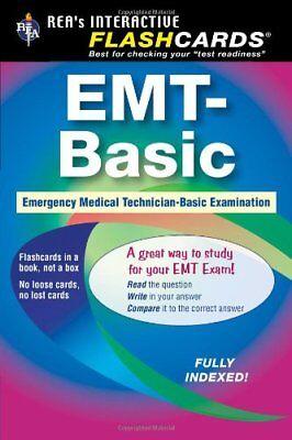 EMT-Basic - Interactive Flashcards Book for EMT -
