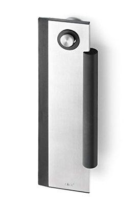 Zack 40000 Puro - Tergicristalli per il bagno con supporto da muro (K6E)