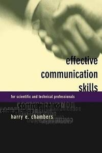 Effective Communication Skills for Scientific and Technical-ExLibrary