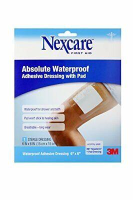 Nexcare Waterproof Adhesive Dressing W/ -