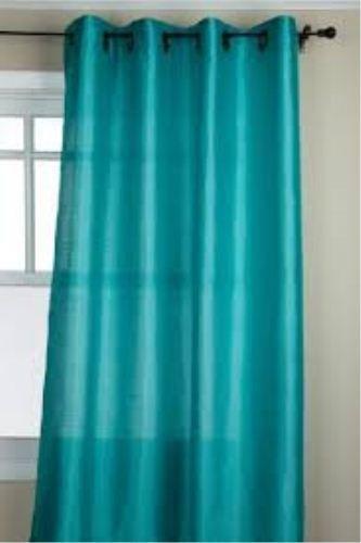 Faux Silk Grommet Panel Ebay