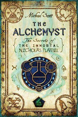 Complete Set Series   Lot Of 6 Secrets Immortal Nicholas Flamel By Michael Scott