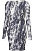TOPSHOP Tie Dye Dress