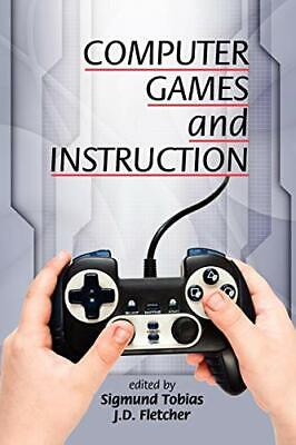 Computer Games - Computer Games and Instruction. Tobias, Sigmund 9781617354083 Free Shipping.#