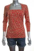 Womens Square Neck Top